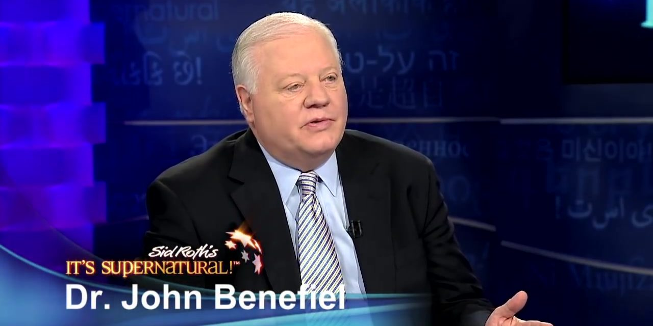Baal Divorce Decree   It's Supernatural with Sid Roth   John Benefiel