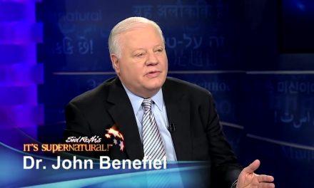 Baal Divorce Decree | It's Supernatural with Sid Roth | John Benefiel