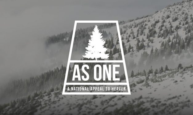 "Prayer Update: ""As One"" Phase 1"