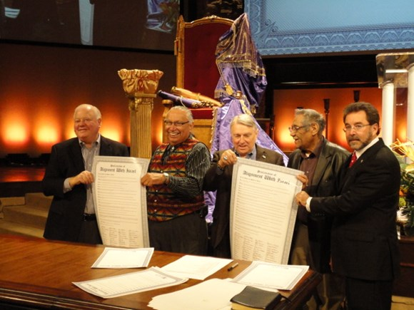 Proclamation of Alignment With Israel