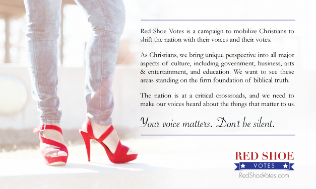 Red Shoe Votes Conference Call