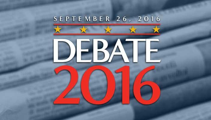 Praying for the Presidential Debates